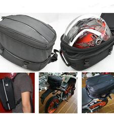 Universal Polyamin Polyester Fiber 600D Motorcycles Rear Seat Luggage Helmet Bag