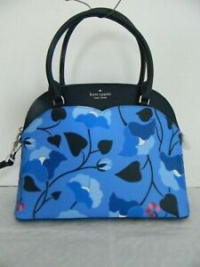 NWT KATE SPADE NEW YORK PAYTON N. BLOOM MEDIUM DOME SATCHEL/BAG WKRU7094
