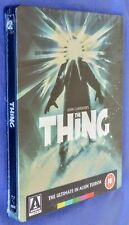 ⚡👀⚡The Thing (Blu-ray, 2013) Steelbook OOP Limited ARROW edition BN&S