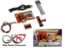 Testeur carte mère PC + PORTABLE + GSM Interfaces PCI PCIe MiniPCIe LPC EC DEBUG