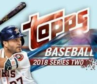 2018 Topps Series Two Legends in the Making (All Sets Included) Pick From List