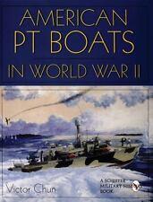 American PT Boats in World War II:, Victor Chun, Good Book
