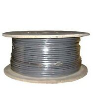1000Ft 300m 25-Pair 50 Conductor Cat3 Telephone Phone Line Bulk Cable/Wire Gray