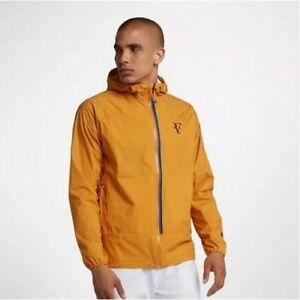 $180 NEW Men's Nike LAB Court Hyper Shield RF Roger Federer Jacket AH8385 M L XL