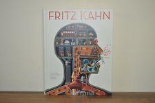 Fritz Kahn - Uta von Debschitz & Thilo von Debschitz - H/B 2013 1st Edition (PQ)