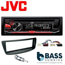 Toyota AYGO 2005-14 JVC CD MP3 USB Aux In Car Stereo Radio &  Fascia Fitting Kit