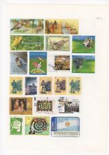 2 Very nice Argentina 1990's album pages