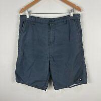 Rip Curl Mens Shorts 34 Grey Pockets