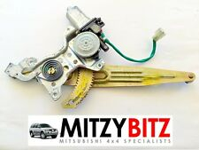 MITSUBISHI SHOGUN SPORT K94 01-07 OSR DRIVERS REAR WINDOW REGULATOR MOTOR
