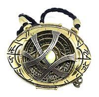 PREMIUM QUALITY Dr Strange Eye of Agamotto Medallion , Ring or Bracelet . Fr