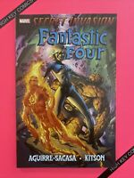 Secret Invasion Fantastic Four TPB Marvel 2009 NM