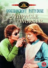 The Miracle Worker DVD Region 2 PAL