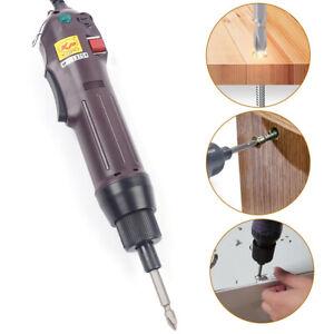 """1/4"""" 3.2Nm Handheld  Elektrischer Schraubenzieher 220V electric screwdriver NEU"""