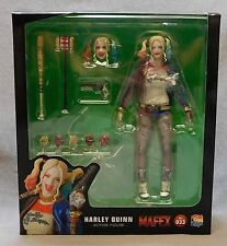 """Suicide Squad Harley Quinn MAFEX 6"""" Action Figure - Previews Exclusive - DC"""