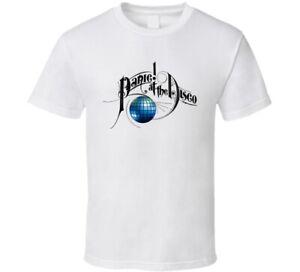 Panic! At The Disco Logo T Shirt New - Funny  1 T Shirt