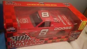 1998 Racing Champions 1:24  #8 Willy T Ribs Craftsman Truck