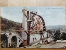 c1915 - Laxey Wheel