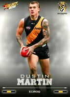 ✺New✺ 2016 RICHMOND TIGERS AFL Card DUSTIN MARTIN