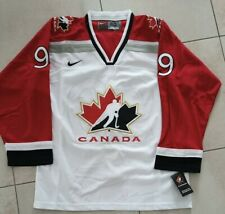 Wayne Gretzky Team Canada Jersey Größe 50