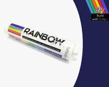 Ultramarine Colour Silicone Sealant Rainbow 310ml RAL 5002 Indoor & Outdoor use