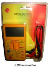 Digital Multimeter Multi Circuit Tester with Lcd Screen