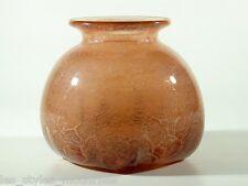 WMF Ikora Kristallglas Vase ° Glasvase Modell EO 697 ° art deco art glass