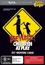 Beware! Children At Play (DVD, 2005) BRAND NEW/SEALED ..R ALL
