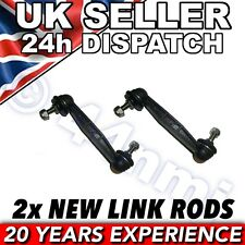 PEUGEOT 406 REAR  ANTI ROLL BAR STABILISER LINK ROD x 2