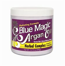 Blue Magic Argan Oil Herbal Complex Hydrating Formula Leave-in Conditioner