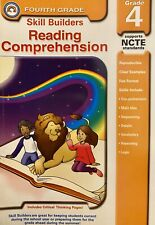 Skill Builders(tm): Reading Comprehension, Grade 4