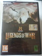 History Legends of War PC  EDIZIONE ITALIANA SIGILLATO