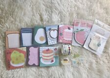 Food Stationary Set (16 Pieces)