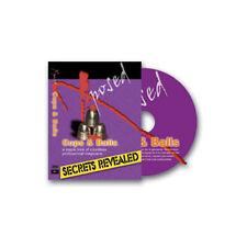 Secrets revealed - Cups & Balls - Street Magic - Giochi di Magia