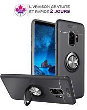 Coque, Etui, Housse avec béquille rotatif à 360 degrés pour Samsung Galaxy S9