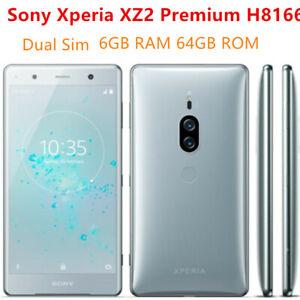 Original Sony Xperia XZ2 Premium H8166 Dual Sim Mobile Phone 4G 6GB RAM 64GB ROM