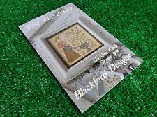 Garden Club Series 9 : The Gardener Blackbird Designs Cross Stitch Pattern
