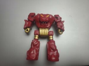 Vintage 1985 Bandai Tonka Go-Bots / ROCK LORDS BRIMSTONE