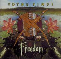 YOTHU YINDI - FREEDOM CD ~ ABORIGINAL / INDIGENOUS AUSTRALIA *NEW*