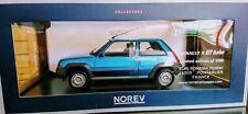 RARE Renault 5 Gt turbo 185207 Norev Édition limitée Romeira RARE
