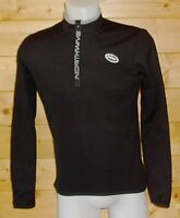 NORTHWAVE PLATE LONG SLEEVE ROUBAIX CYCLING JERSEY SMALL UK P&P FREE