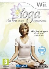 Nintendo Wii-Yoga Wii -  Game New & Sealed UK PAL Release Fit - Fitness