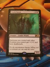 Death Baron Core Set 2019 Magic The Gathering MTG Card Rare