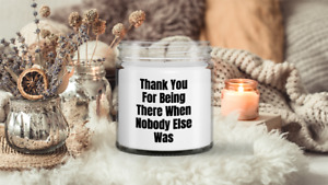 Thank you Candle, Soy wax Candle,  Hand Poured Candle , Vanilla-Scented Candle ,