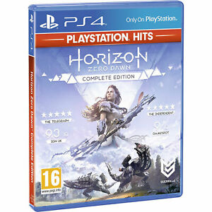 Horizon Zero Dawn PS4 Complete Edition UK STOCK - New and Sealed