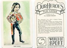 More details for venorlandus full set of flik cards plus album. world of sport. see description.