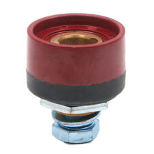 DKJ 35-50 Copper Brass Quick Fitting Female Cable Connector Plug Socket 315A Red