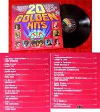 LP 20 Golden Hits Music Caleidoscope
