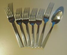"Retroneu Japan 2001Salad Fork 6 7//8/"" Stainless Flatware"