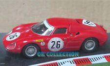 1:43 FERRARI 250 LM (24h Daytona 1966 Ickx Dernier) - Fabbri (34)