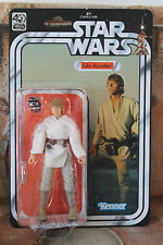 """Luke Skywalker 40th Anniversary Collection The Black Series 6"""" 2017"""